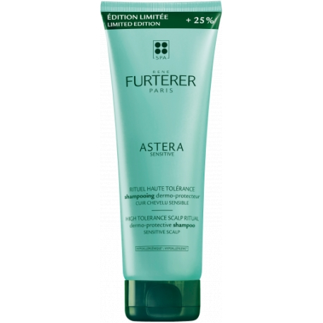 Furterer Astera Sensitive Shampoing Haute Tolérance 200 ml