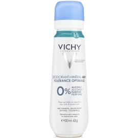 Vichy Déodorant Minéral 48 h Tolérance Optimale 100 ml
