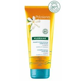 Klorane Polysianes Shampooing Douche Après-Soleil 200 ml