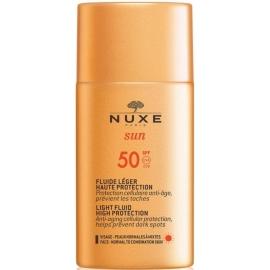 Nuxe Sun Fluide Léger SPF 50 50 ml
