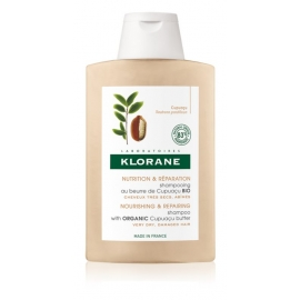 Klorane Shampooing Au Beurre De Cupuaçu Bio 400 ml