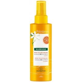 Klorane Polysianes Spray Solaire Sublime SPF 50 200 ml