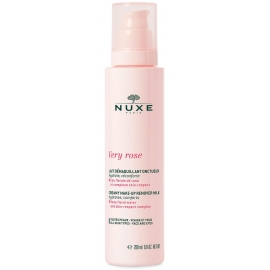 Nuxe Very Rose Lait Démaquillant Onctueux 200 ml