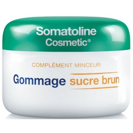 Somatoline Cosmetic Gommage Sucre Brun 350 g