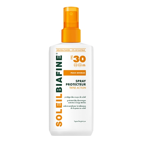 Soleilbiafine Lait Solaire Spf 30 Spray 200 ml