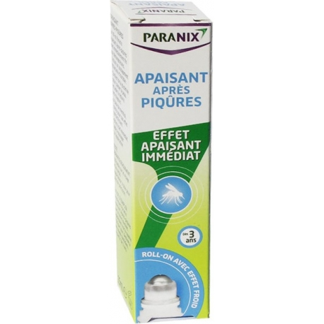 Paranix Apaisant Après-Piqûres 15 ml