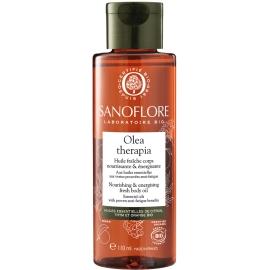 Sanoflore Olea Therapia Huile Fraîche Corps Nourrissante & énergisante 110 ml