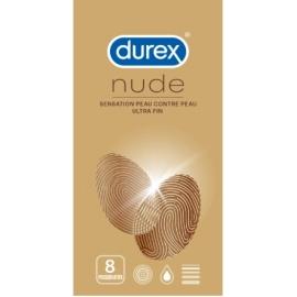 Durex Nude  x 8