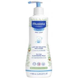 Mustela Bébé Lait De Toilette 500 ml