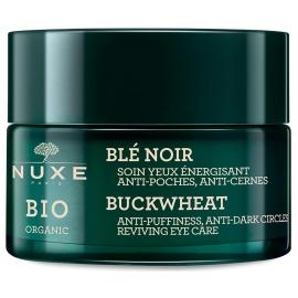 Nuxe Bio Blé Noir Soin Yeux énergisant Anti-Poches Anti-Cernes 15 ml