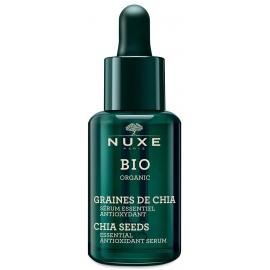 Nuxe Bio Graines De Chia Sérum Essentiel Antioxydant 30 ml