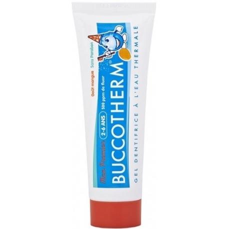 BuccoTherm Mon Premier Gel Dentifrice 2-6 ans Mangue 50 ml