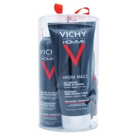 Box Vichy Homme