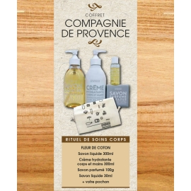 Coffret Compagnie de Provence