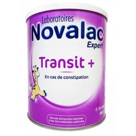 Novalac 1 Transit + 0-6 Mois 800 g
