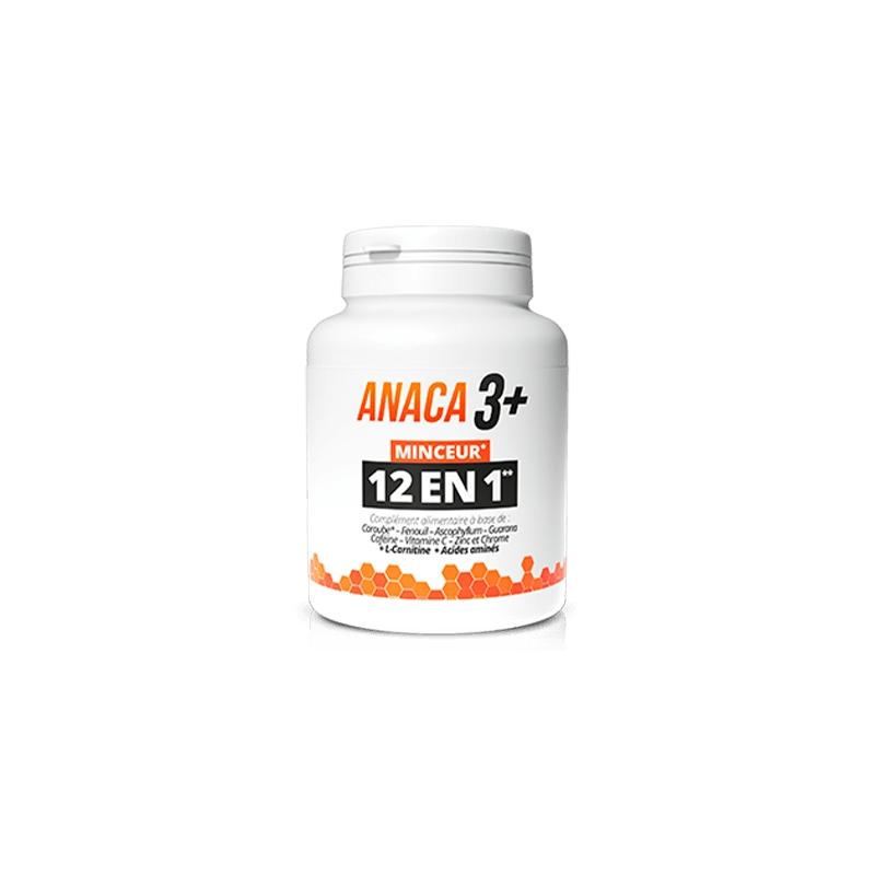 Anaca3+ 12 en 1,120 gélules