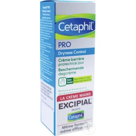 Cetaphil Pro Dryness Control Crème barrière protectrice jour mains sèches et irritées tube 50ml