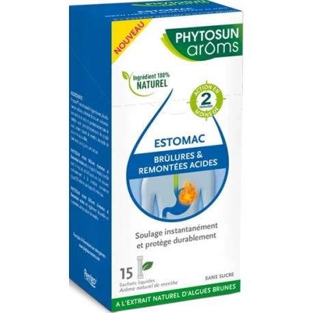 PHYTOSUN arôms Brûlures d'estomac et Remontées acides sachets X15