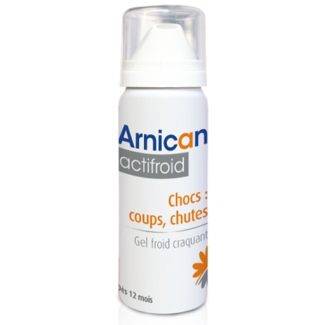 Arnican Actifroid spray 50 ml