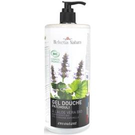 Helvetia Natura® Gel Douche Aloe vera Patchouli 1L