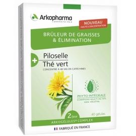 Arkogélules Complex BIO Brûleur de graisses & Élimination 40 Gélules