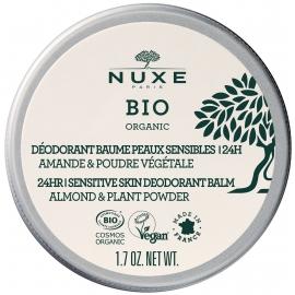 Nuxe Bio Déodorant Baume Peaux Sensibles 24H 50g