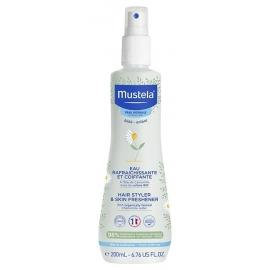 Mustela Bébé Eau Rafraîchissante et Coiffante 200 ml