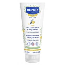 Mustela Bébé Lait Cold Cream 200 ml