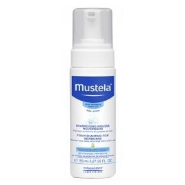 Mustela Bébé Shampoing mousse nourrisson 150 ml