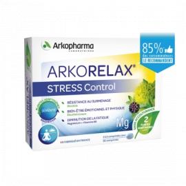 Arkopharma Arkorelax Stress Control 30 comprimés