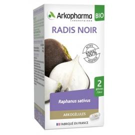 Arkopharma Arkogélules BIO Radis noir x 130