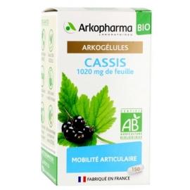 Arkopharma Arkogélules BIO Cassis x 150