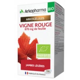 Arkopharma Arkogélules BIO Vigne Rouge x 150