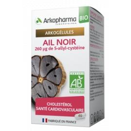 Arkopharma Arkogélules BIO Ail noir x 40