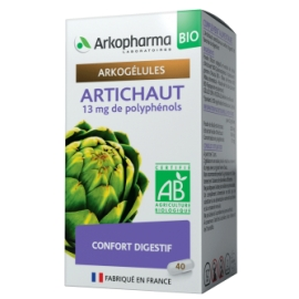 Arkopharma Arkogélules BIO Artichaut x 40