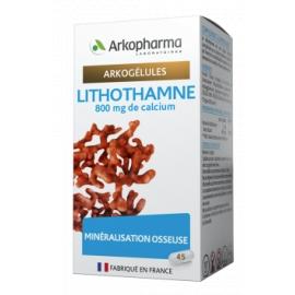 Arkopharma Arkogélule Lithothamne Basidol 45 gélules