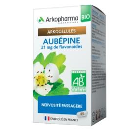 Arkopharma Arkogélules BIO Aubépine x 45