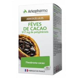 Arkopharma Arkogelules Feves de Cacao 45 Gelules