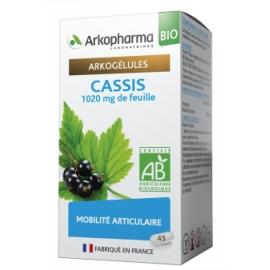 Arkopharma Arkogélules BIO Cassis x 45