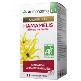 Arkopharma Arkogélules BIO Hamamélis x 45