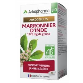 Arkopharma Arkogélules BIO Marronnier d'Inde x 45