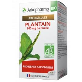 Arkopharma Arkogélules BIO Plantain x 45