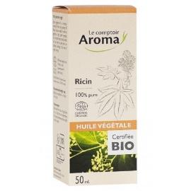 Le Comptoir Aroma Huile Végétale Ricin 50 ml