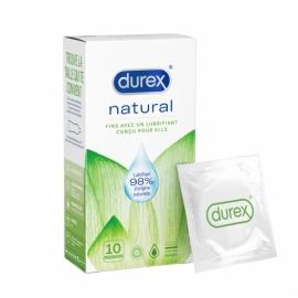DUREX Natural x 10