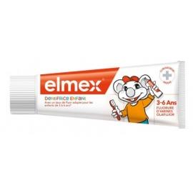 ELMEX Dentifrice 3-6ANS 50 ml