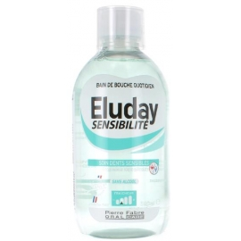 Eluday Bain de Bouche Sensibilité 500 ml