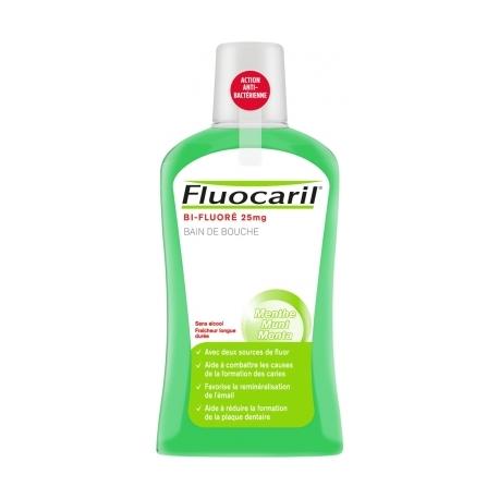 Fluocaril Bain de bouche Bi-fluo 300 ml