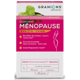 Granion Ménopause 56 comprimés