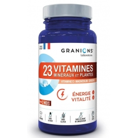 Granion 23 vitamines Minéraux et Plantes x 90