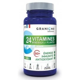 Granion 24 vitamines Sénior 90 comprimés